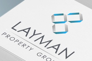 Layman Property Group Bussiness Card
