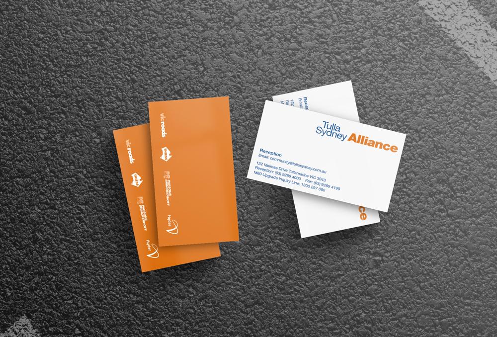 TSA business card