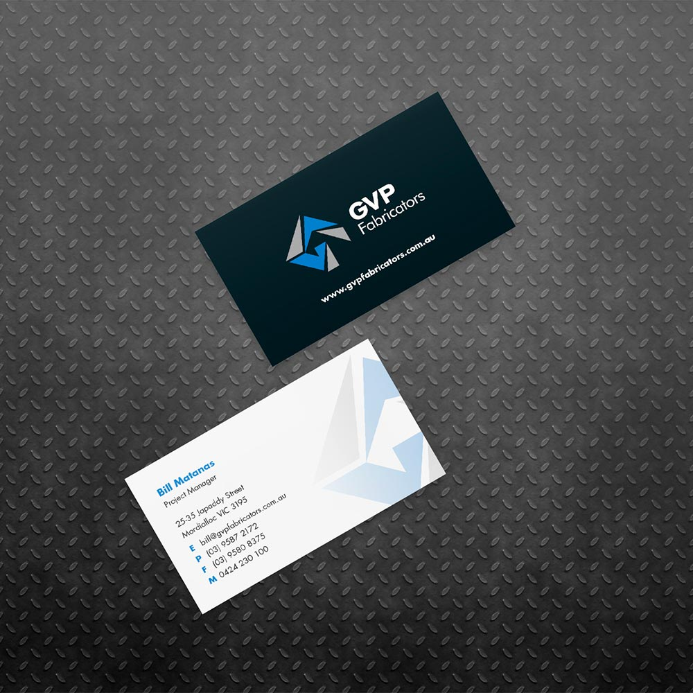GVP Business Cards