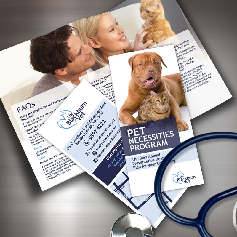 Blackburn Vet DL Brochure