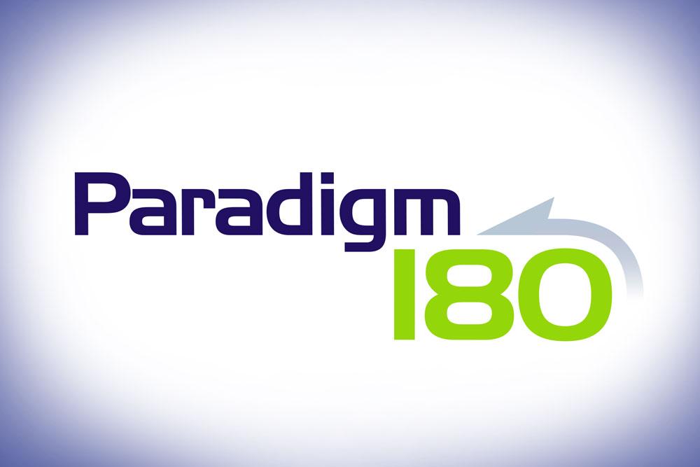 Paradigm 180 Logo