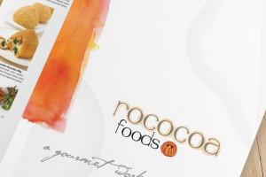Rococoa A4 brochure cover