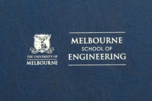 Uni Melbourne School of Engineering presentation cover
