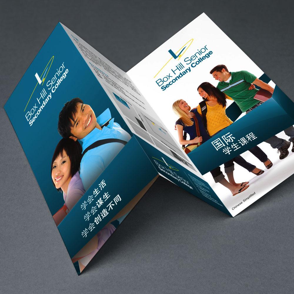 BHSSC DL Brochures