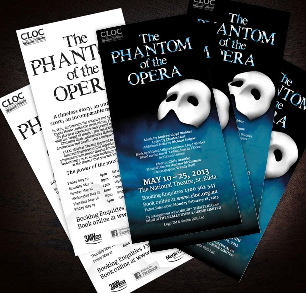 Phantom of the Opera DL