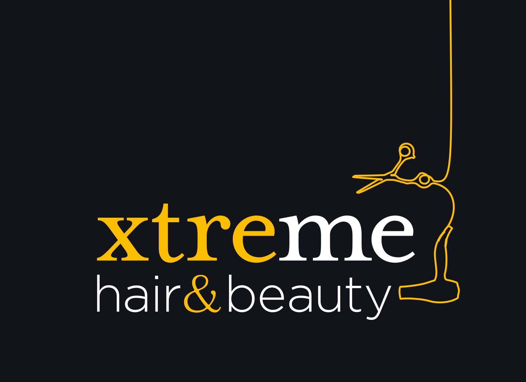 Xtreme Hair & Beauty logo