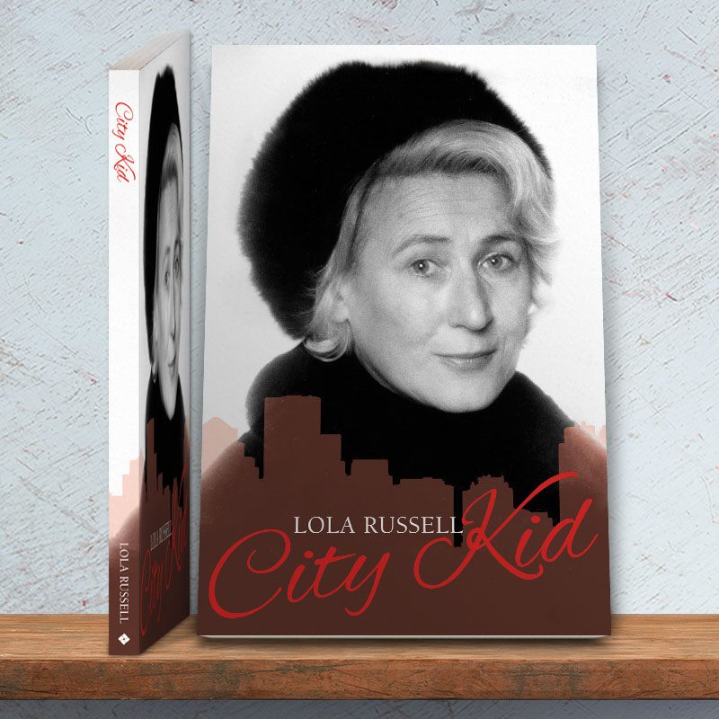 City Kid Book Cover
