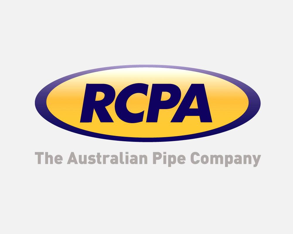 RCPA new logo design