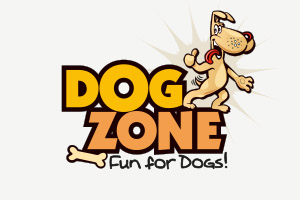 Dog Zone Logo design